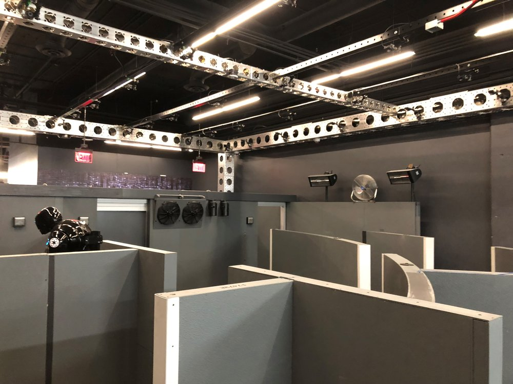 The Void Virtual Reality Attraction - Glendale completed 4/2018