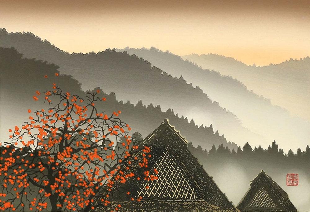 Eastern Clouds © Shufu Miyamoto