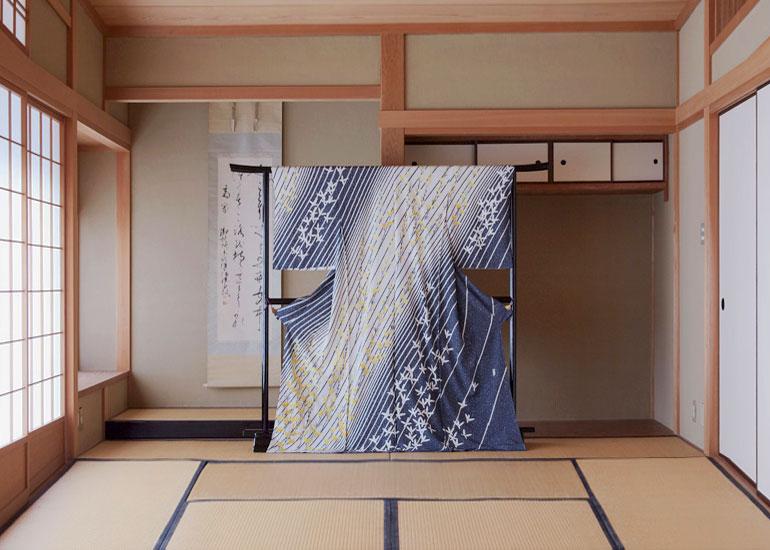 ©  Hosoo , Nishijin Kimono