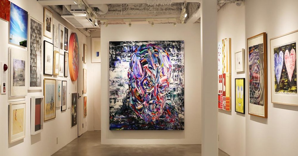 5 best places to buy art in tokyo for Places that buy art