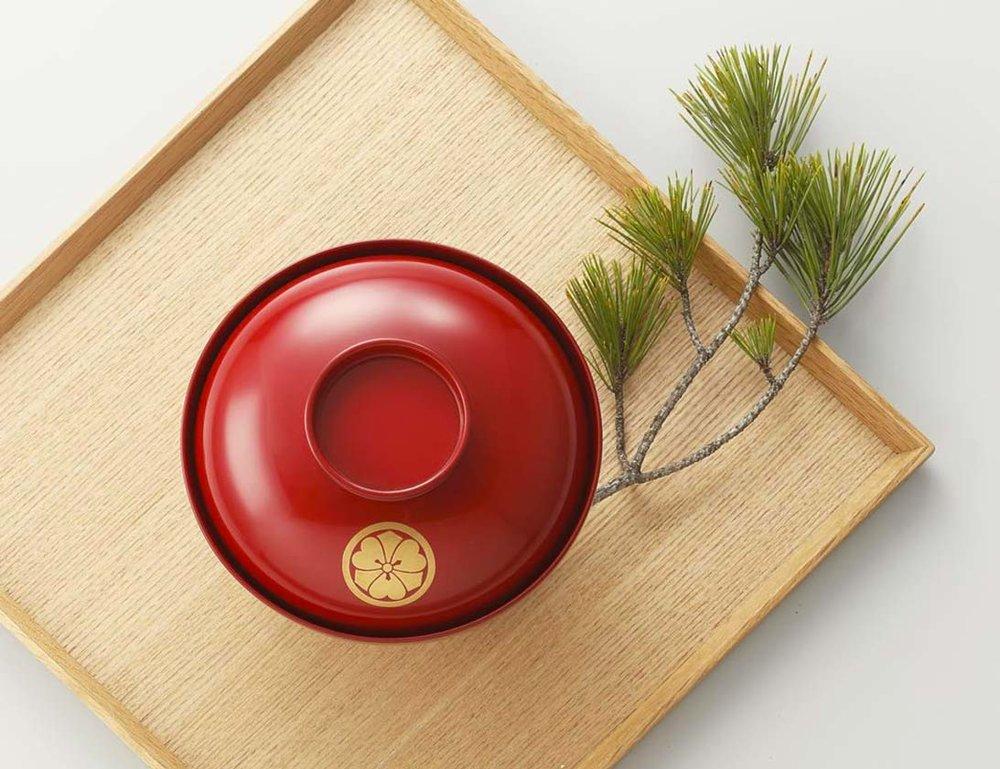 © Zohiko , lacquer bowl