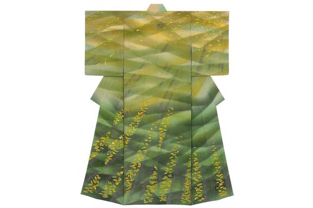 © Kimono by Kilji Fukada