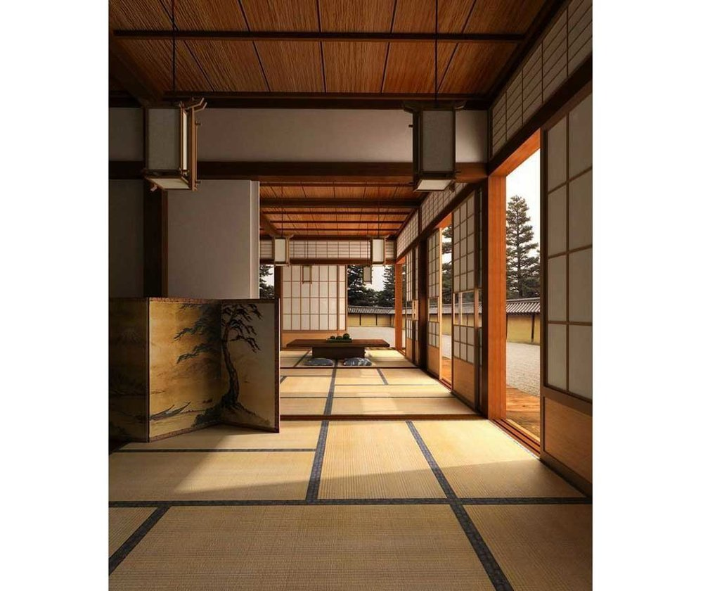 4 most artistic features of the traditional japanese house rh japanobjects com construction of traditional japanese house parts of traditional japanese house