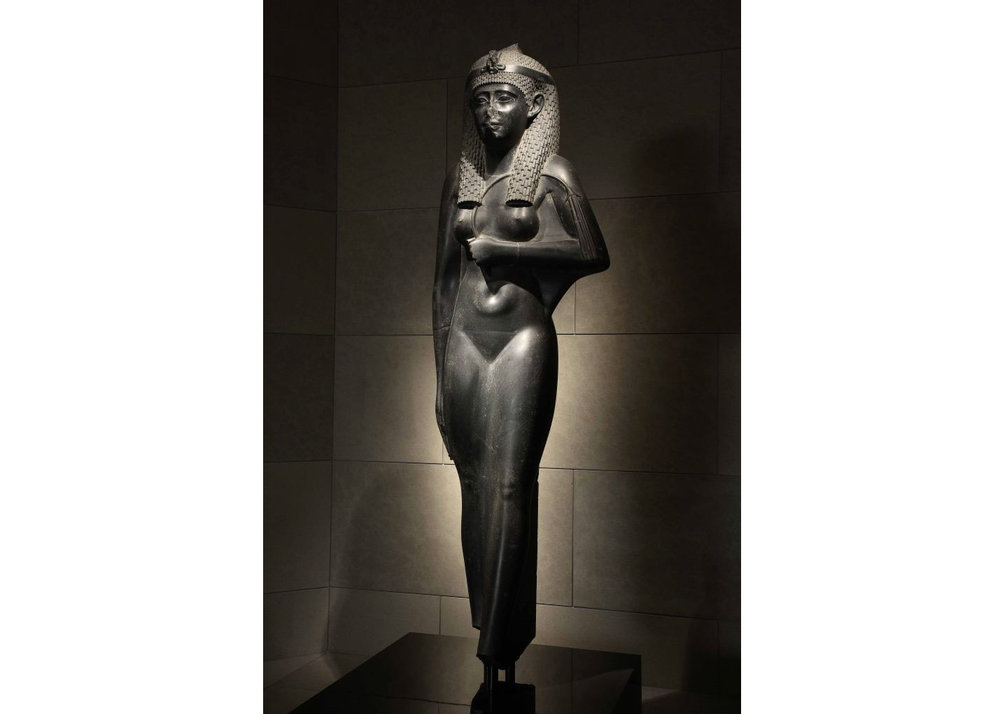 © Miho Museum, Statue of Isis