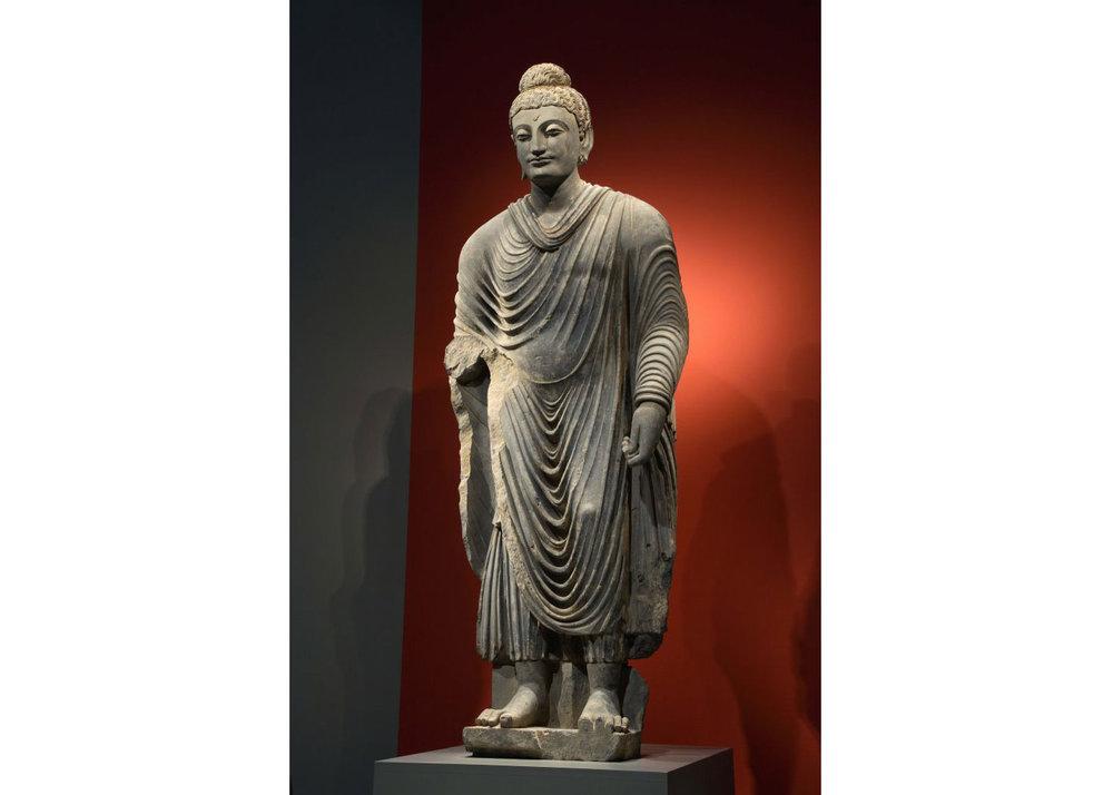 © Miho Museum, Standing Buddha