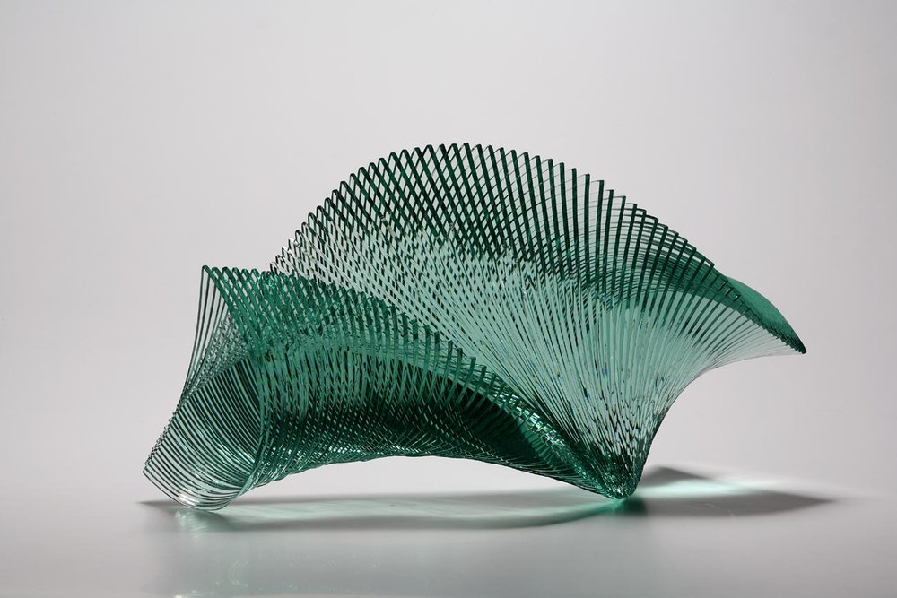 © Niyoko Ikuta at  yufuku.net , Glass Sculpture