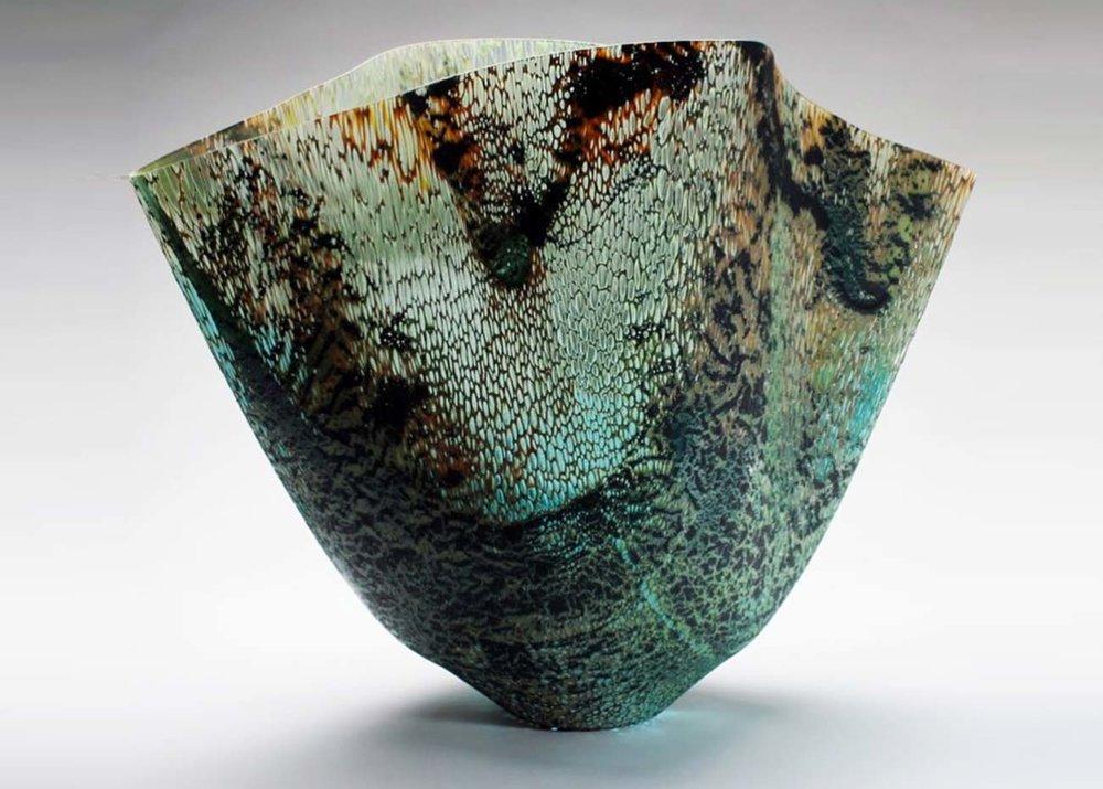 ©  Midori Tsukada , Glass Bowl