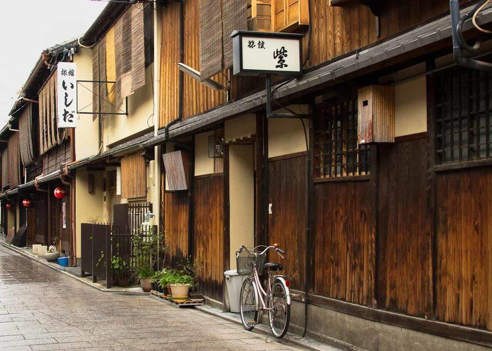 ©  Norma Bisbal  / Flickr CC,Gion Hanami Lane