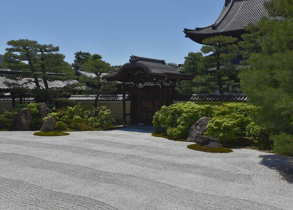 © Japan Objects, Kenninji Temple