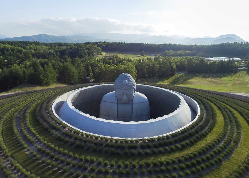 © Shigeo Ogawa, The Hill of the Buddha by Tadao Ando, 2016