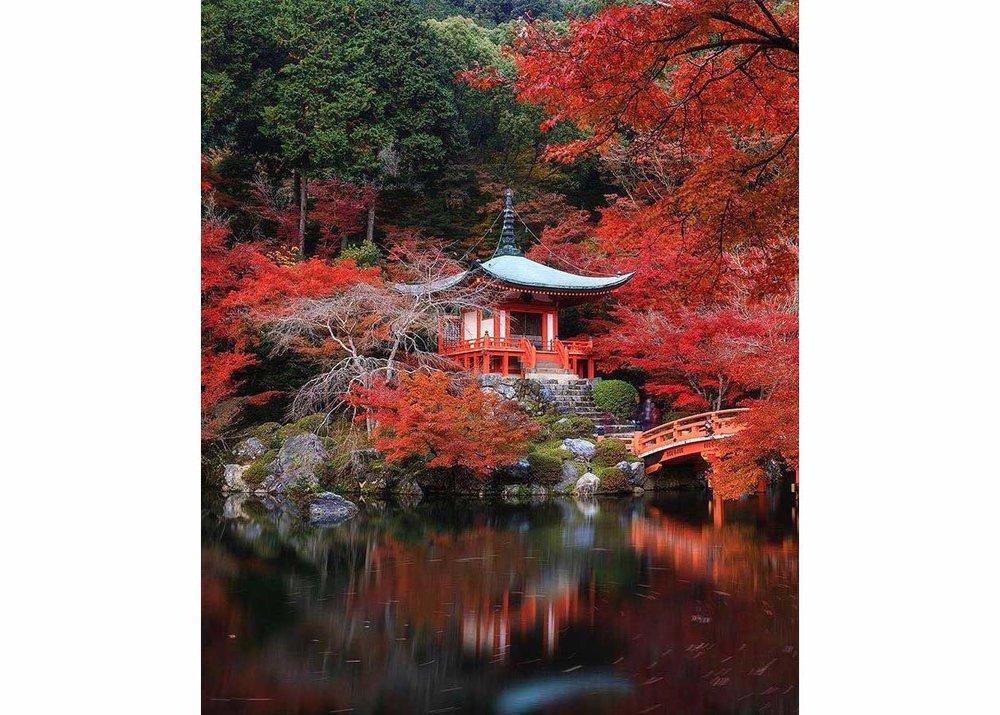 Daigoji Temple Garden