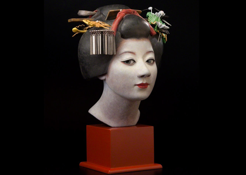 © Satoshi Yabuuchi, Sakko Wooden Sculpture