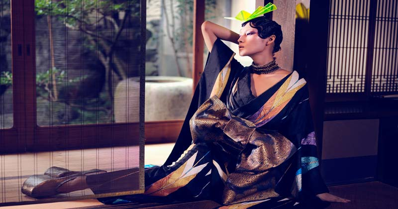 Related:The Future of Kimono Fashion in 10 Stunning Photographs -