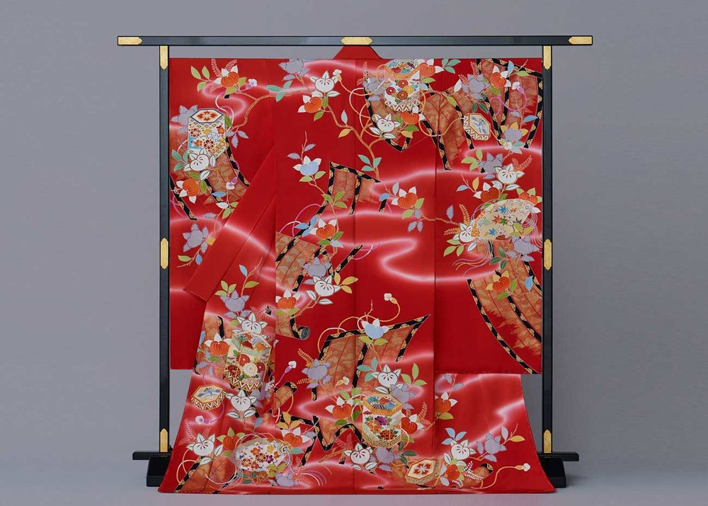 ©  Chiso , Furisode