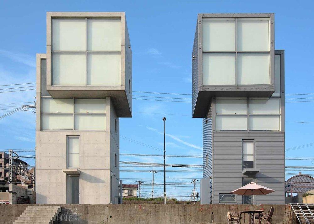 ©  Naoya Fujii  /  Creative Commons , 4x4 House
