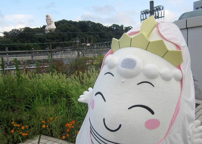 © Kamakura City Mascot Non-Chan