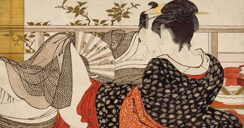 Related: Kitagawa Utamaro: Discover Japanese Beauty Through his Masterpieces -