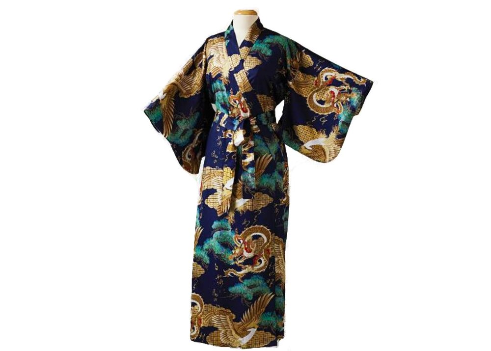 Dragon and Eagle Ladies' Yukata