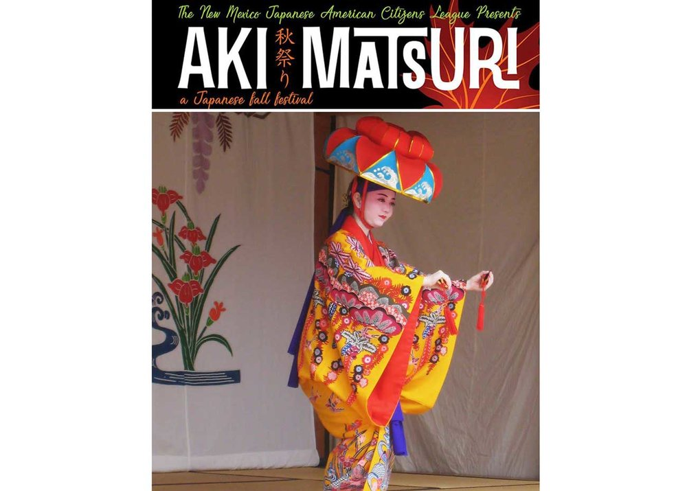 Aki Matsuri Albuquerque