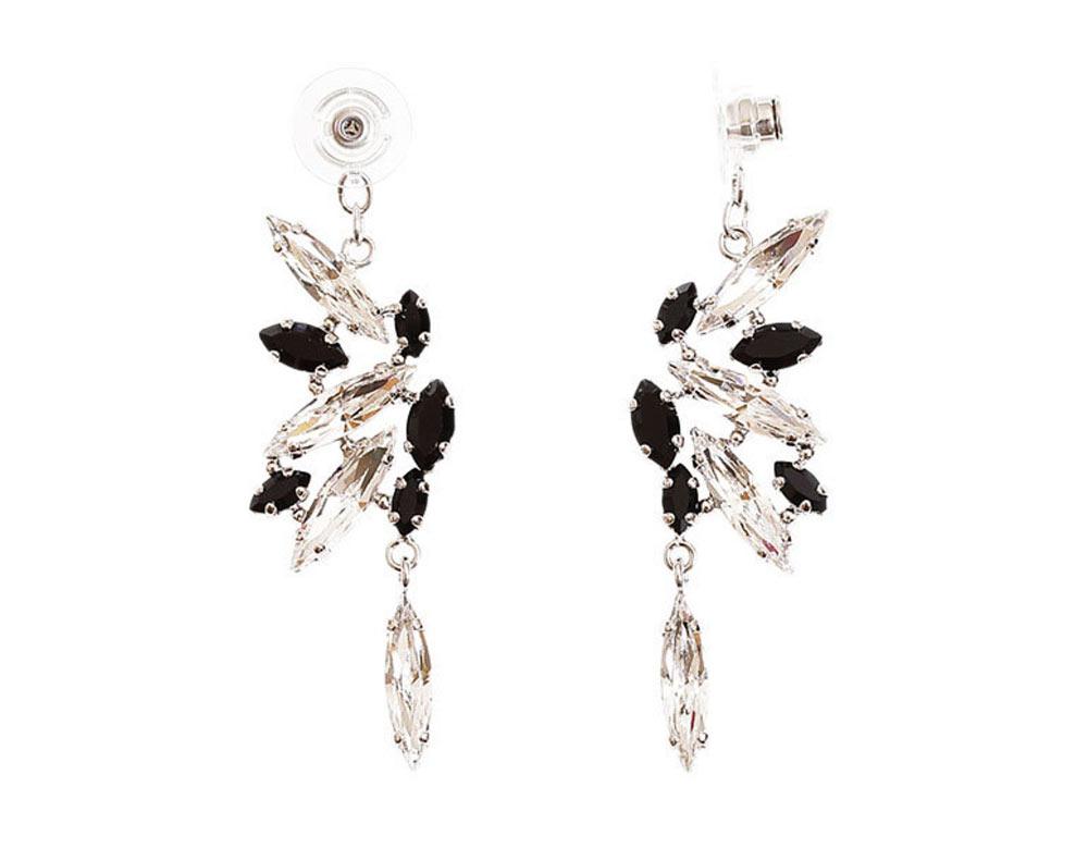 Shining Wing Statement Earrings by Chrysmela