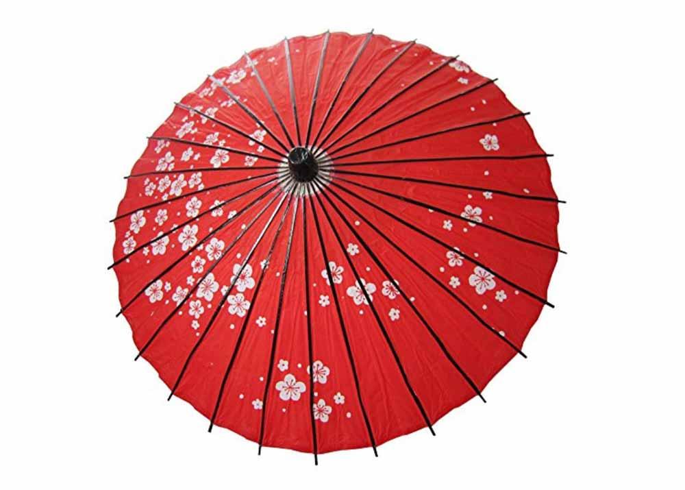 Bamboo Parasol