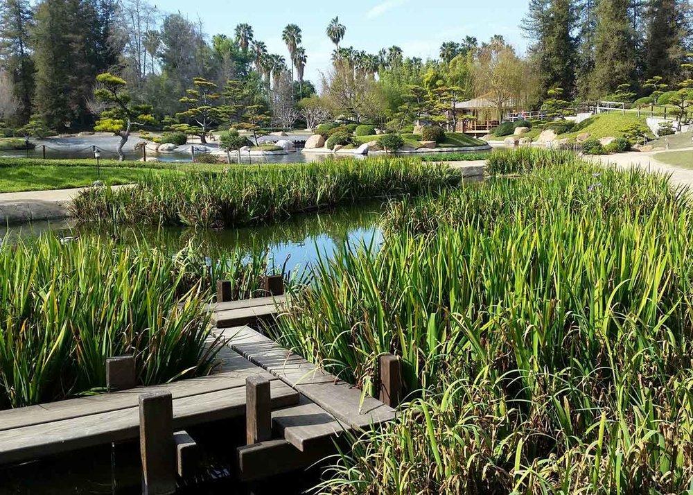 © Suiho-En Japanese Garden , Van Nuys, California