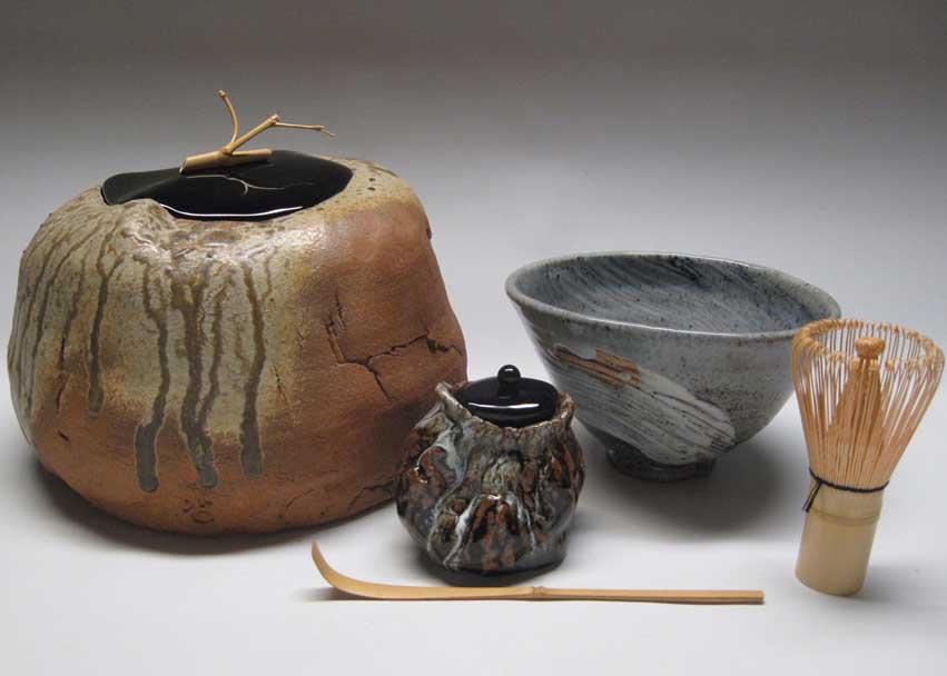 ©  Honolulu Museum of Art , Tea Ceremony Utensils