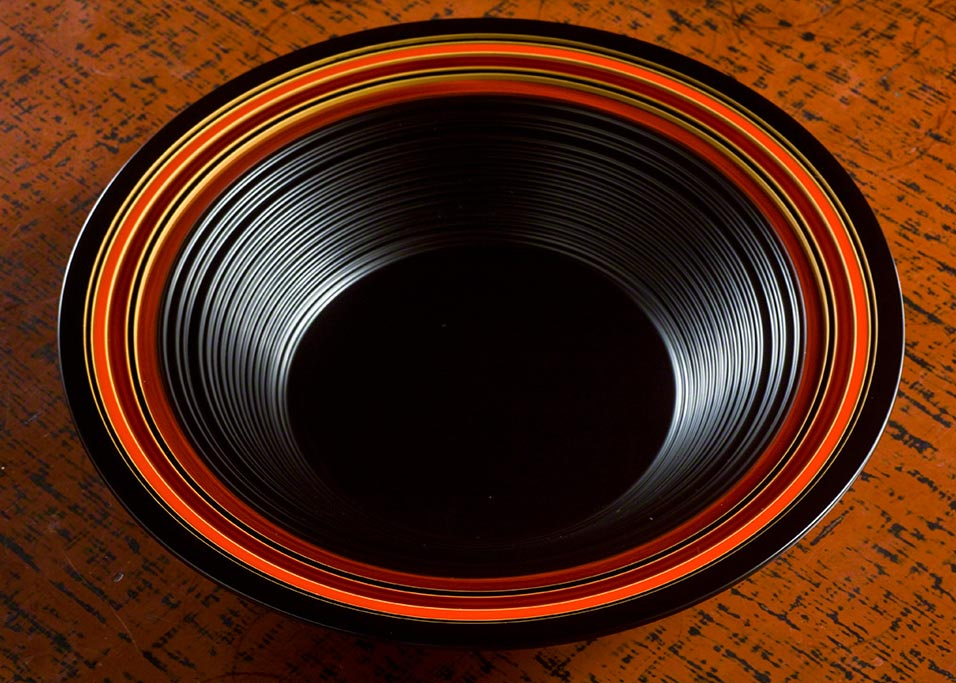 © Isao Onishi, Magewa Lacquer Bowl