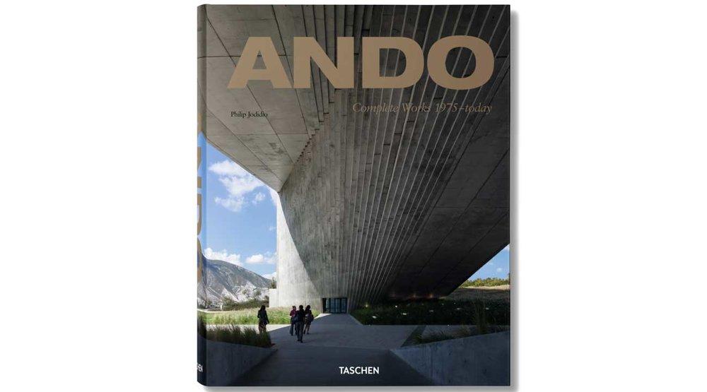 Tadao Ando: Complete Works 1975-Today by Philip Jodidio