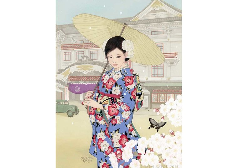5333e315f8 Cherry Blossom Art  12 Must-See Japanese Masterpieces
