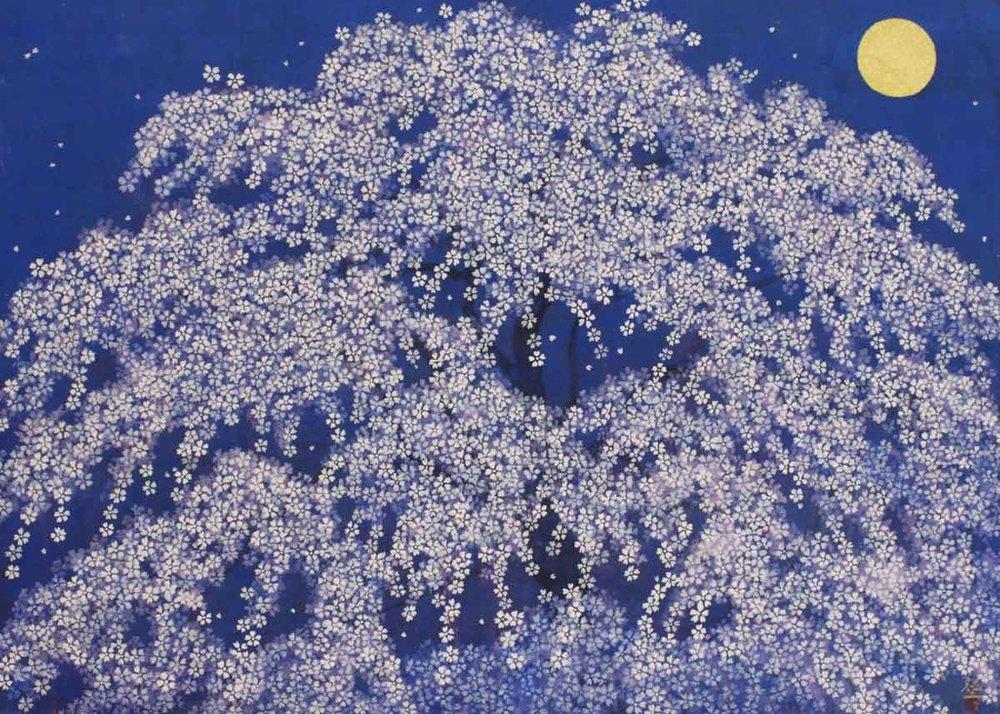 © Reiji Hiramatsu, Prayer of Japan (Cherry Blossoms), 2012