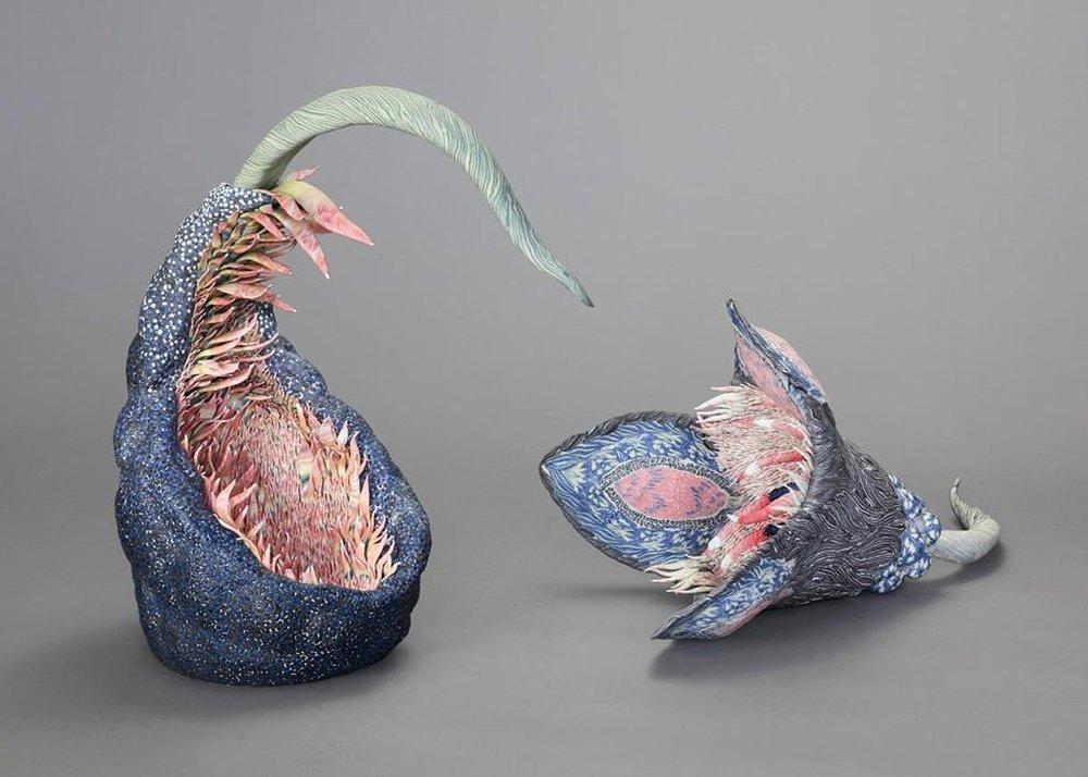 ©Tomoko Konno, Creature, 2011,  Onishi Gallery