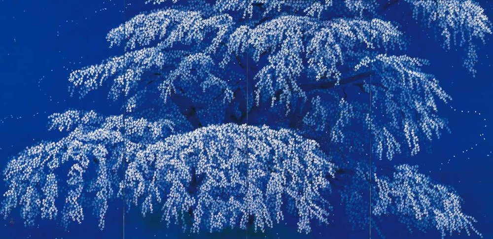 © Chinami Nakajima, Miharu Takizakura on a Spring Night, 1998