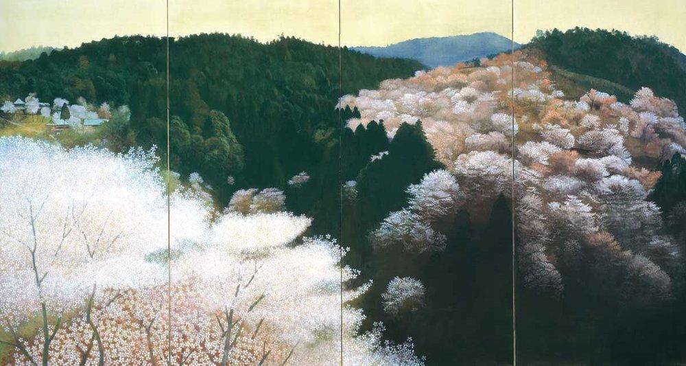 © Koji Mizutani, At Yoshino, 2003