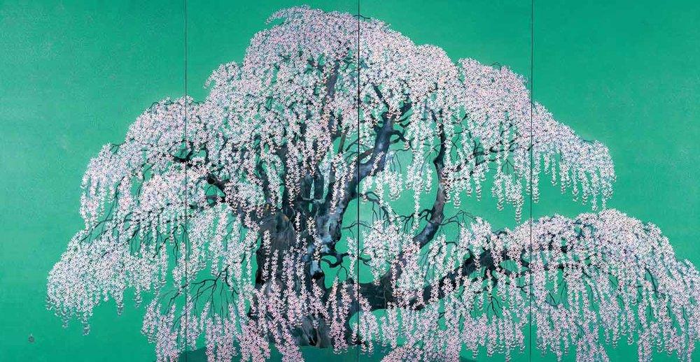 © Susumu Maki, Miharu Takizakura, 2000