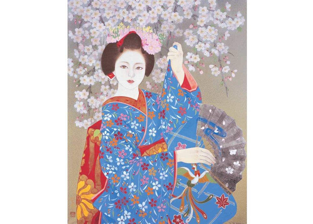 © Rieko Morita, Miyako-Odori, 2010. All rights reserved.