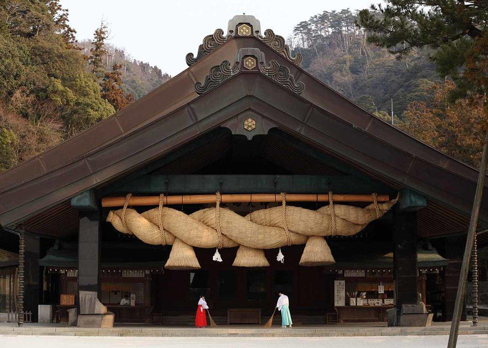 © Shimane Prefecture , Izumo Taisha