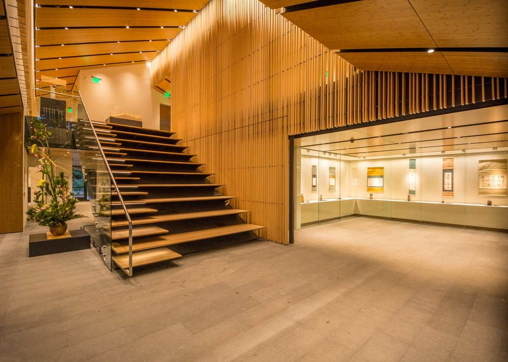 © Bruce Forster, Jordan Schnitzer Japanese Art Learning Center