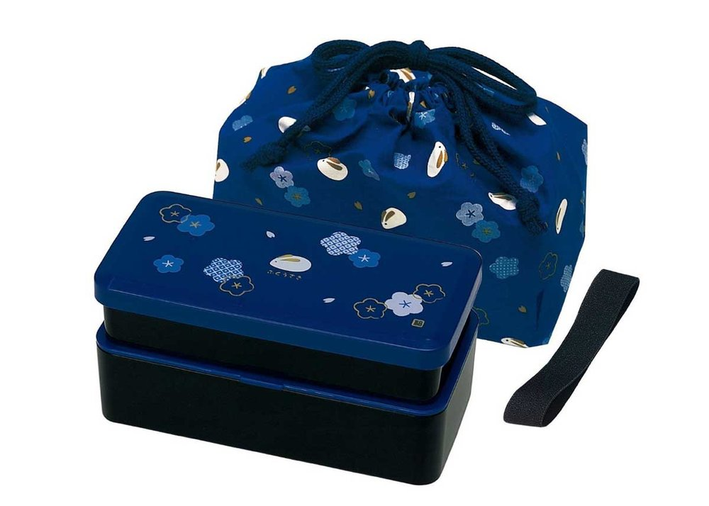 Rabbit Blossom Bento Box Set by Skater