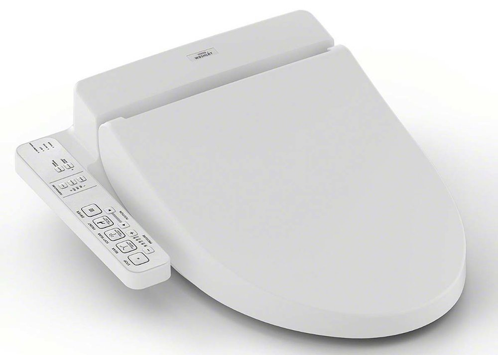 Electronic Toilet Seat by Toto