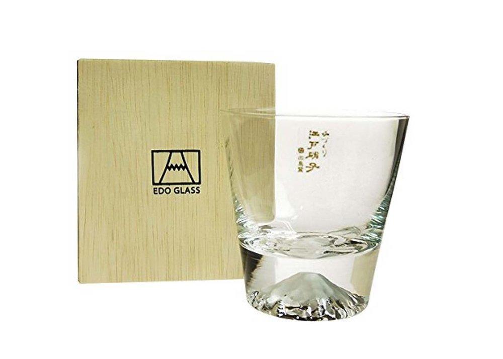 Fujisan Rock Glass by Fuji Glass