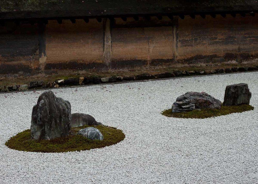© Anika Ogusu, Real Japanese Gardens, Shichigosan