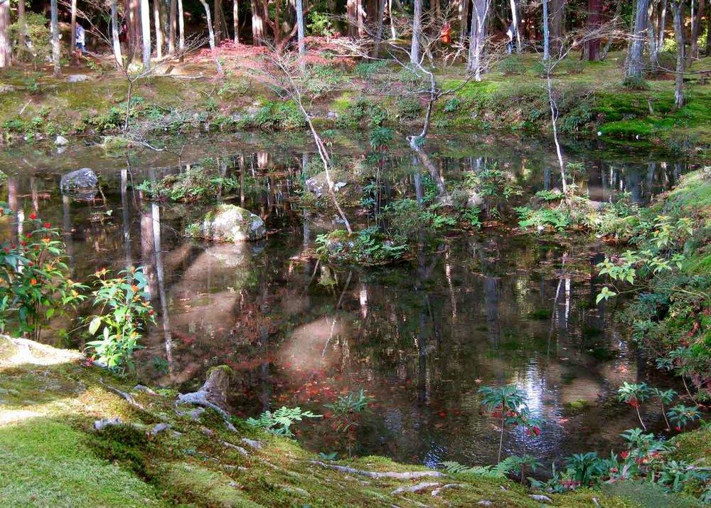 © Anika Ogusu, Real Japanese Gardens, Yodomari