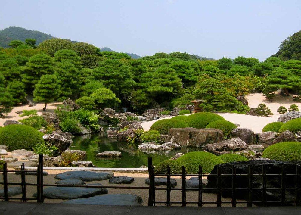 © Anika Ogusu, Real Japanese Gardens, Shoinzukuri Teien Study Garden