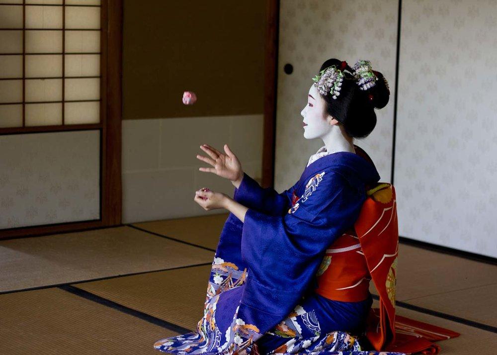 ©  Japanexpertena.se  /  Creative Commons , Maiko Koyoshi