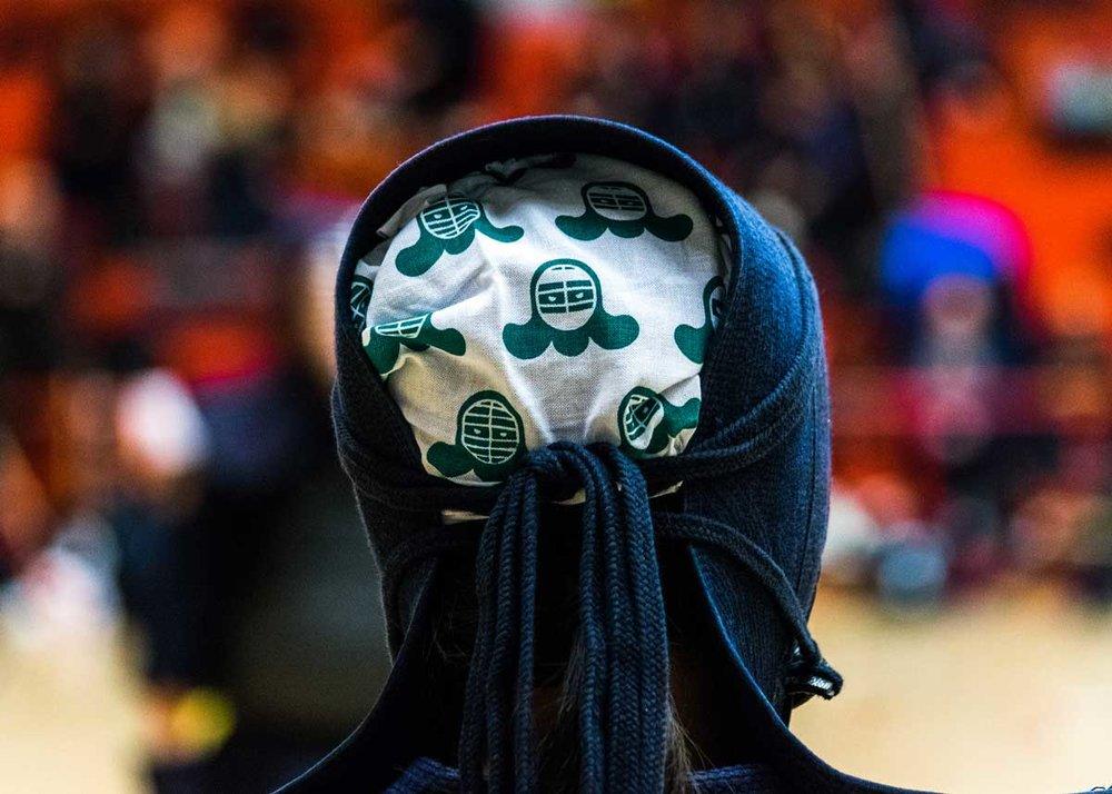 ©  Zicarlo van Aalderen  /  Creative Commons , Tenugui Headband