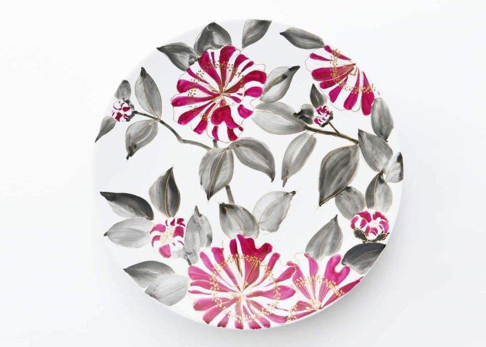 © Arita Porcelain Lab, Gallery Plate