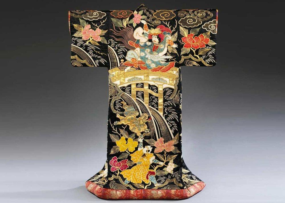 The Art of Kimono: Designs, Patterns and Inspiration -