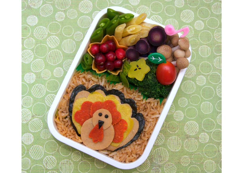 ©  Gamene  /  Creative Commons , Turkey Day Bento