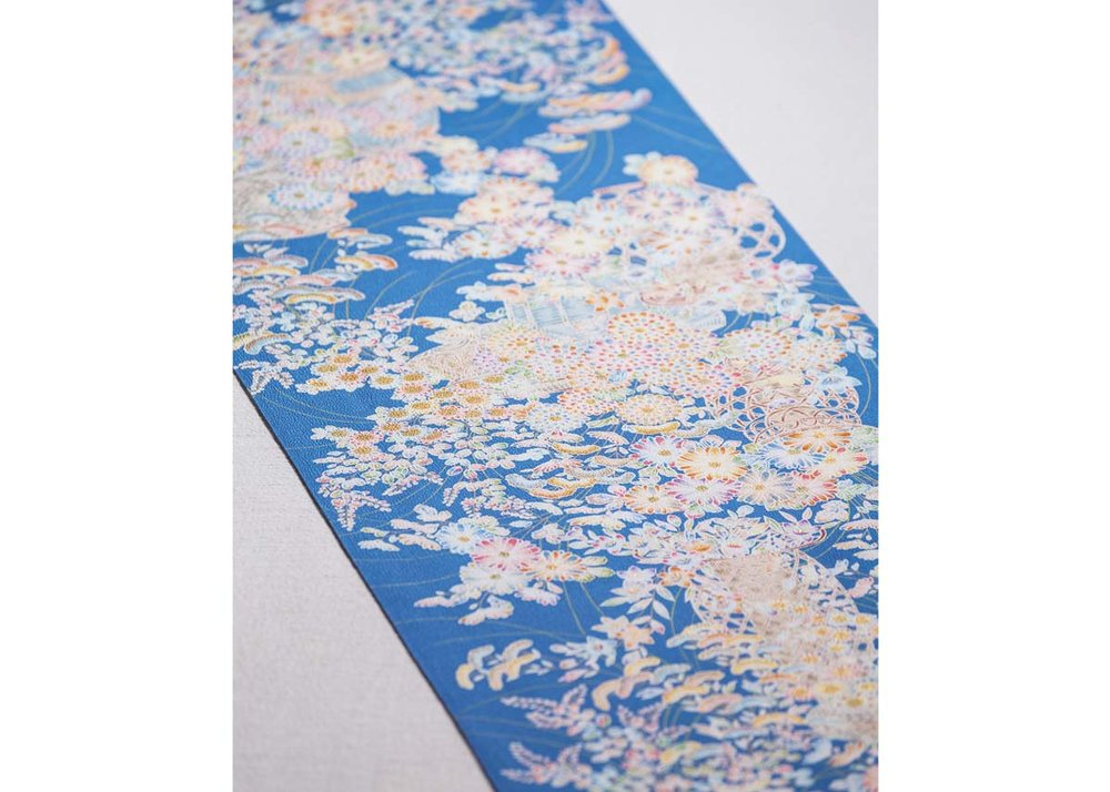 ©  Chiso Kimono , Yuzen Patterns